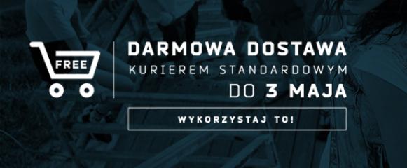 Darmowa dostawa bez minimalnej kwoty zamówienia @ Cropp