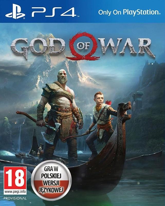 GOD OF WAR PO POLSKU NOWA! NAJTANIEJ! PS4