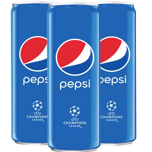 Pepsi 3 szt. po 1.19 /1szt. Inter marche
