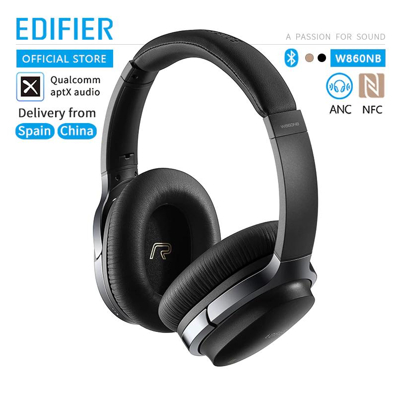 Edifier W860NB Słuchawki z ANC i wysyłka z Hiszpanii $101