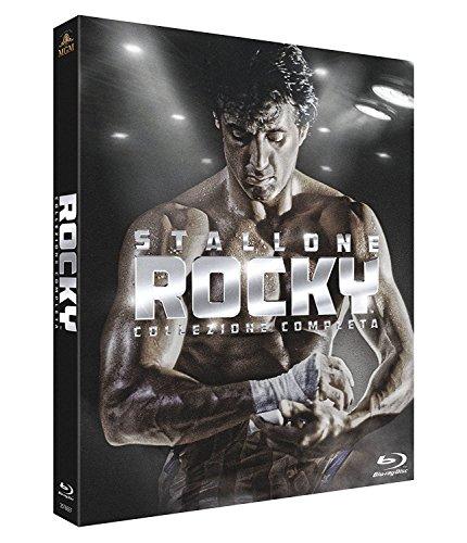 6 filmów Rocky z napisami PL @Amazon