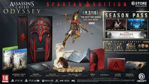 Assassin's Creed Odyssey Spartan Edition PS4