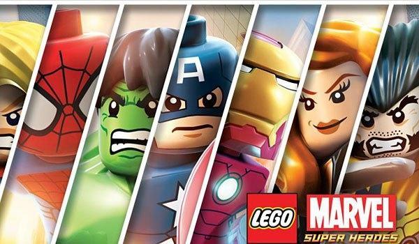 LEGO Marvel Superheroes ~ 17zł (Steam) @ GMG