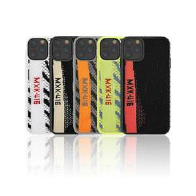 Etui na kilka rodzajów iPhona w kolorystyce Yeezy 350