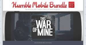 Mobile Bundle 18 na Androida (m.in.: Broken Sword 5, Goat Simulator, This War of Mine) @ Humble Bundle