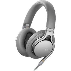 Słuchawki przewodowe SONY MDR-1AM2 Srebrny