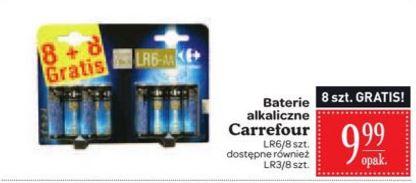 baterie alkaliczne @ Carrefour
