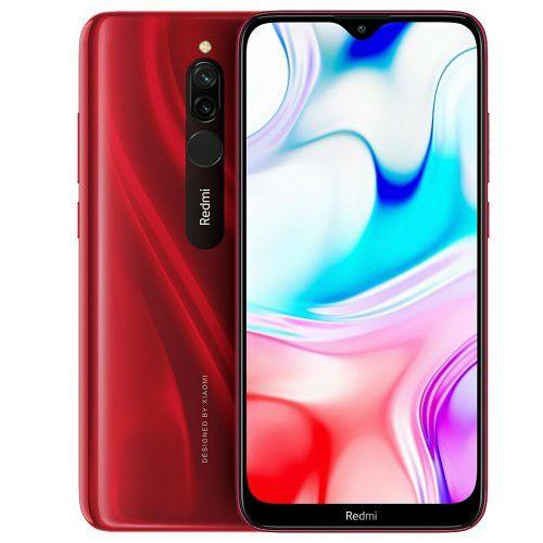 Xiaomi Redmi 8 3/32GB, Czerwony
