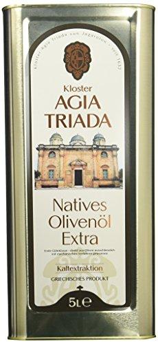 Oliwa z oliwek z Krety (5L) - Agia Triada (Extra Virgin)