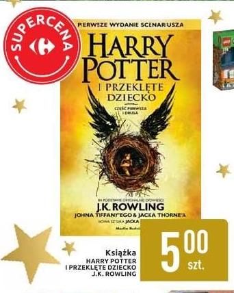 Harry Potter i Przeklęte Dziecko @Carrefour