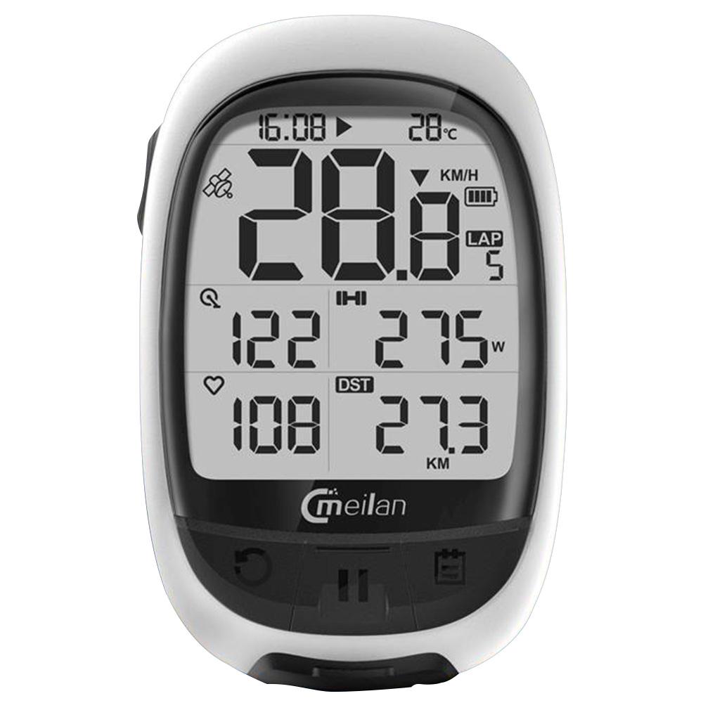 Komputer rowerowy Meilan M2 GPS