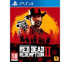 Red Dead Redemption II PS4 / XBOX One RTVEUROAGD