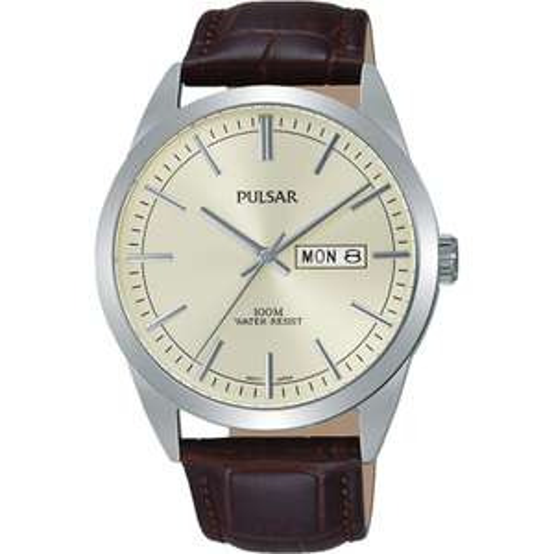 Pulsar Mens Classic Watch PJ6069X1