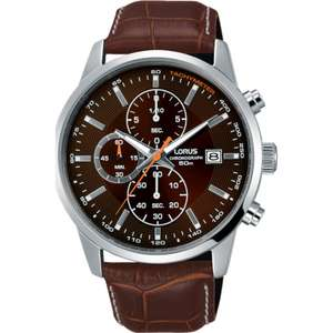 Lorus Mens Watch RM339DX9