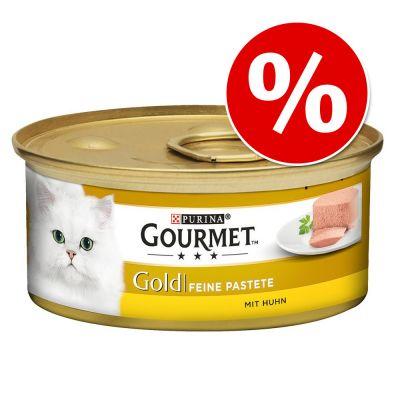 60 puszek Gourmet Gold Mus