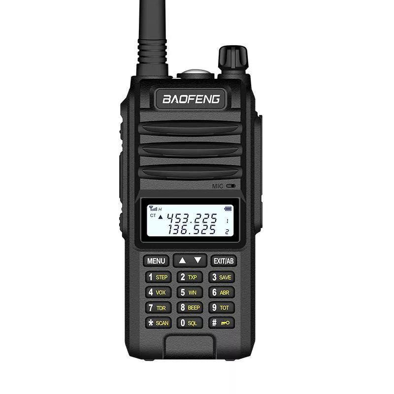 BAOFENG UVF10 mocny radiotelefon walkie-talkie