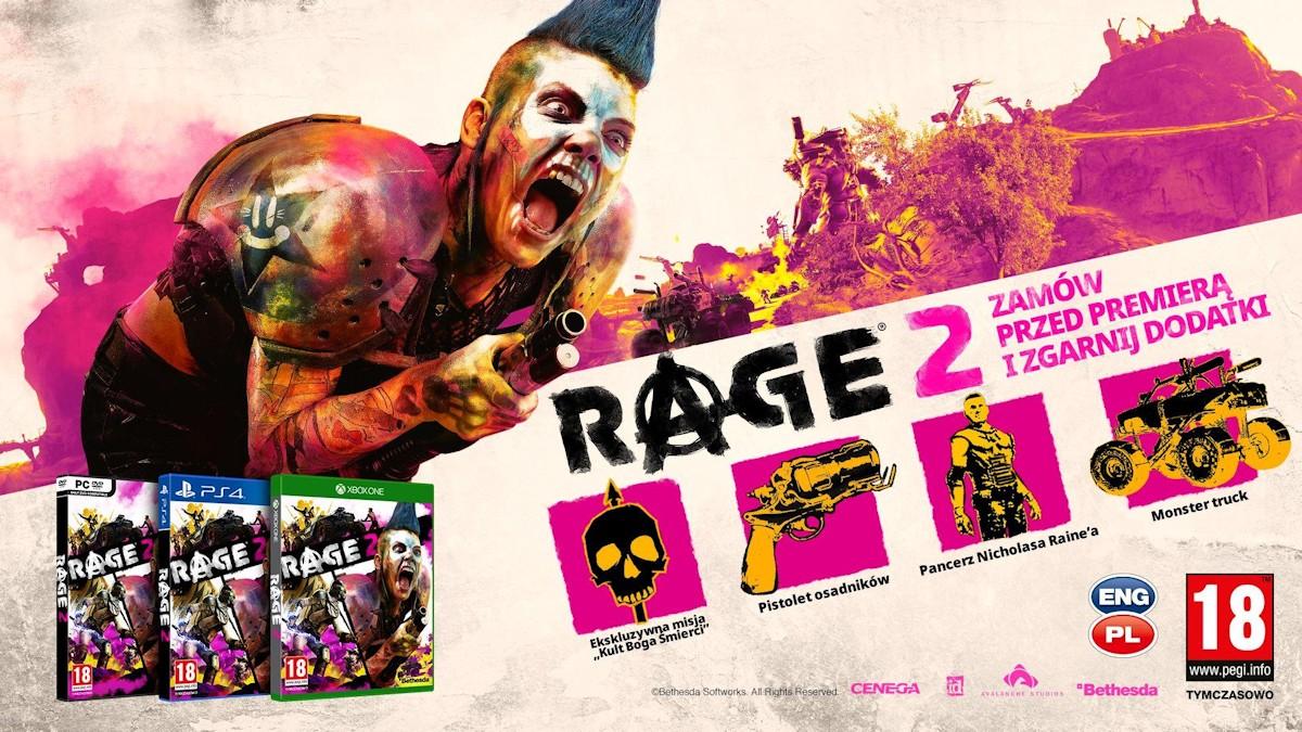 Rage 2 (XOne) w RTVeuroAGD