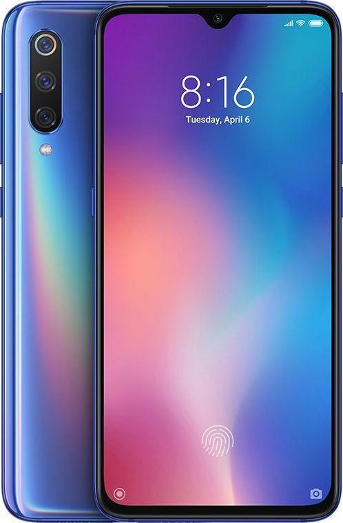 Smartfon Xiaomi Mi9 6/64GB Blue
