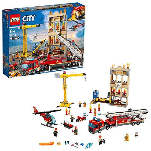 LEGO City 60216 Straż pożarna w mieście