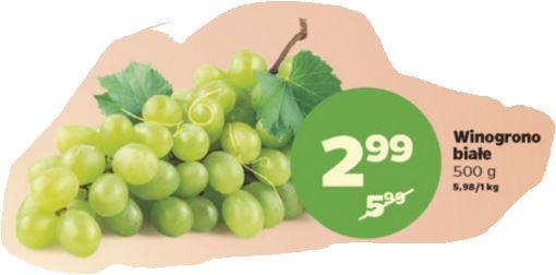 winogrona o połowę taniej @ Netto
