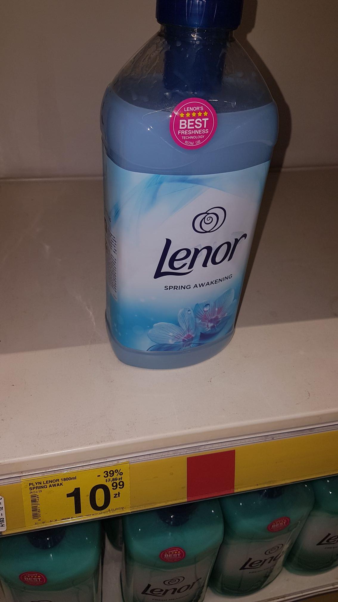 Lenor 1.8l różne zapachy w Carrefour Szczecin G.H Turzyn
