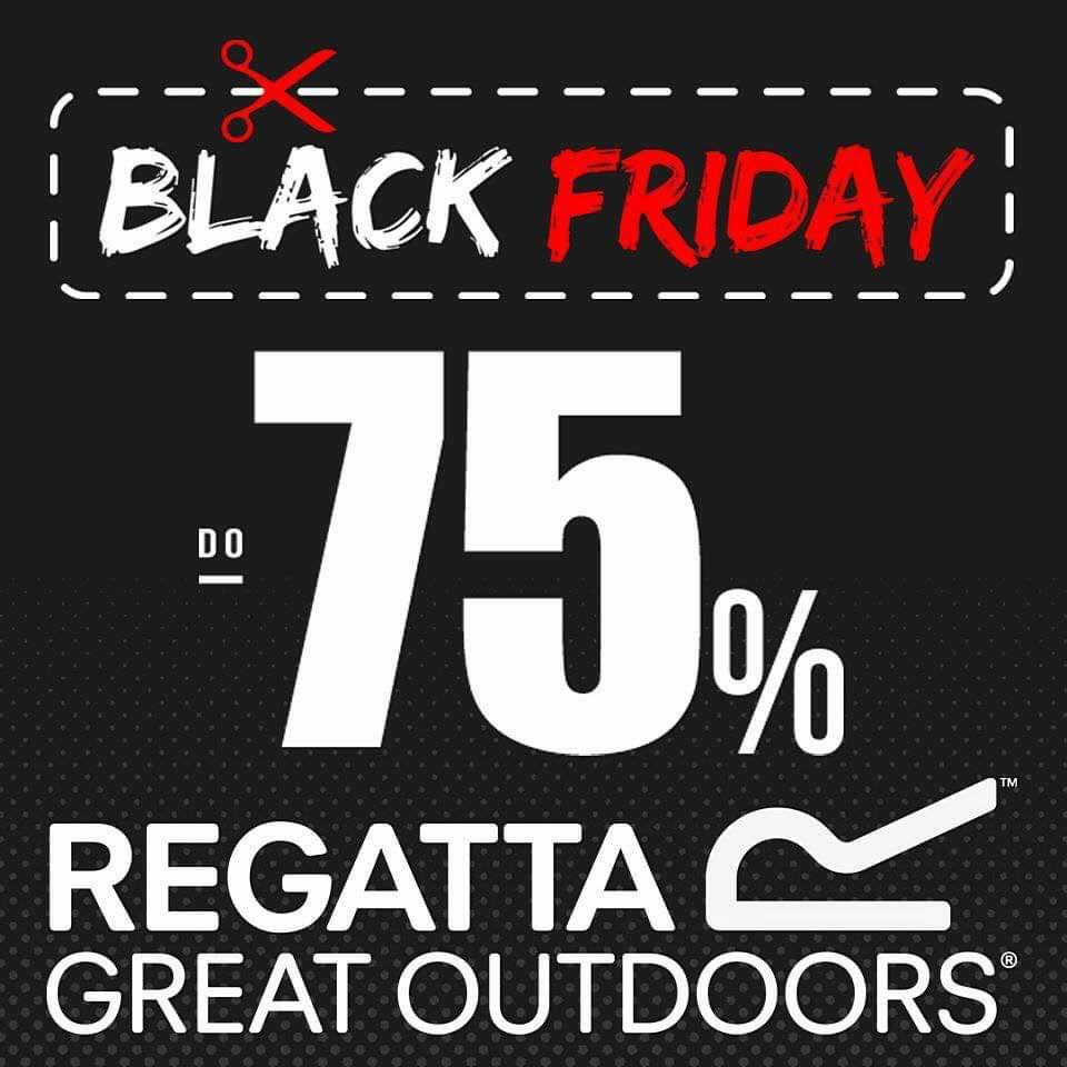 Black weekend z Regatta