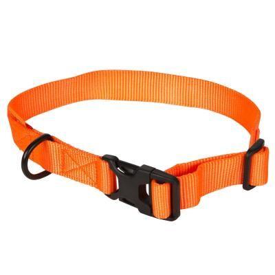 Decathlon Obroża dla psa rozmiary: M do 55cm, można zmniejszać