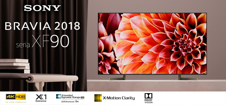 TV Sony KD-65XF9005 aktualnie najniższa cena !