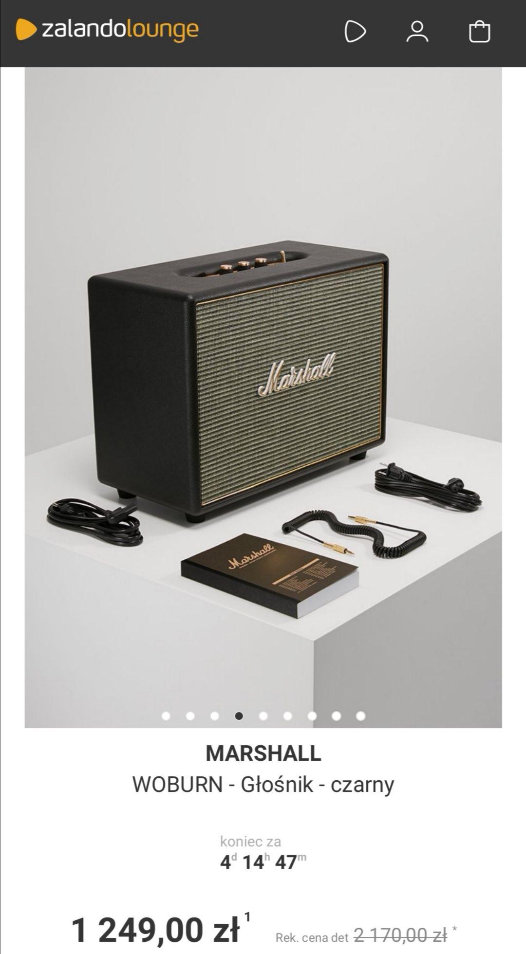 Głośnik Marshall Woburn SUB 50W + RMS 2x20W