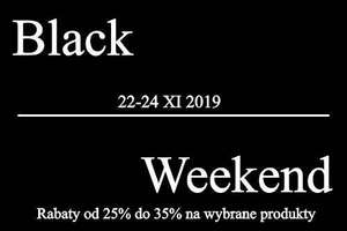 STX wybrane kolumny 25-40% taniej Black Weekend