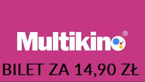 Multikino Lublin: obniżka cen biletów do 14,90zł