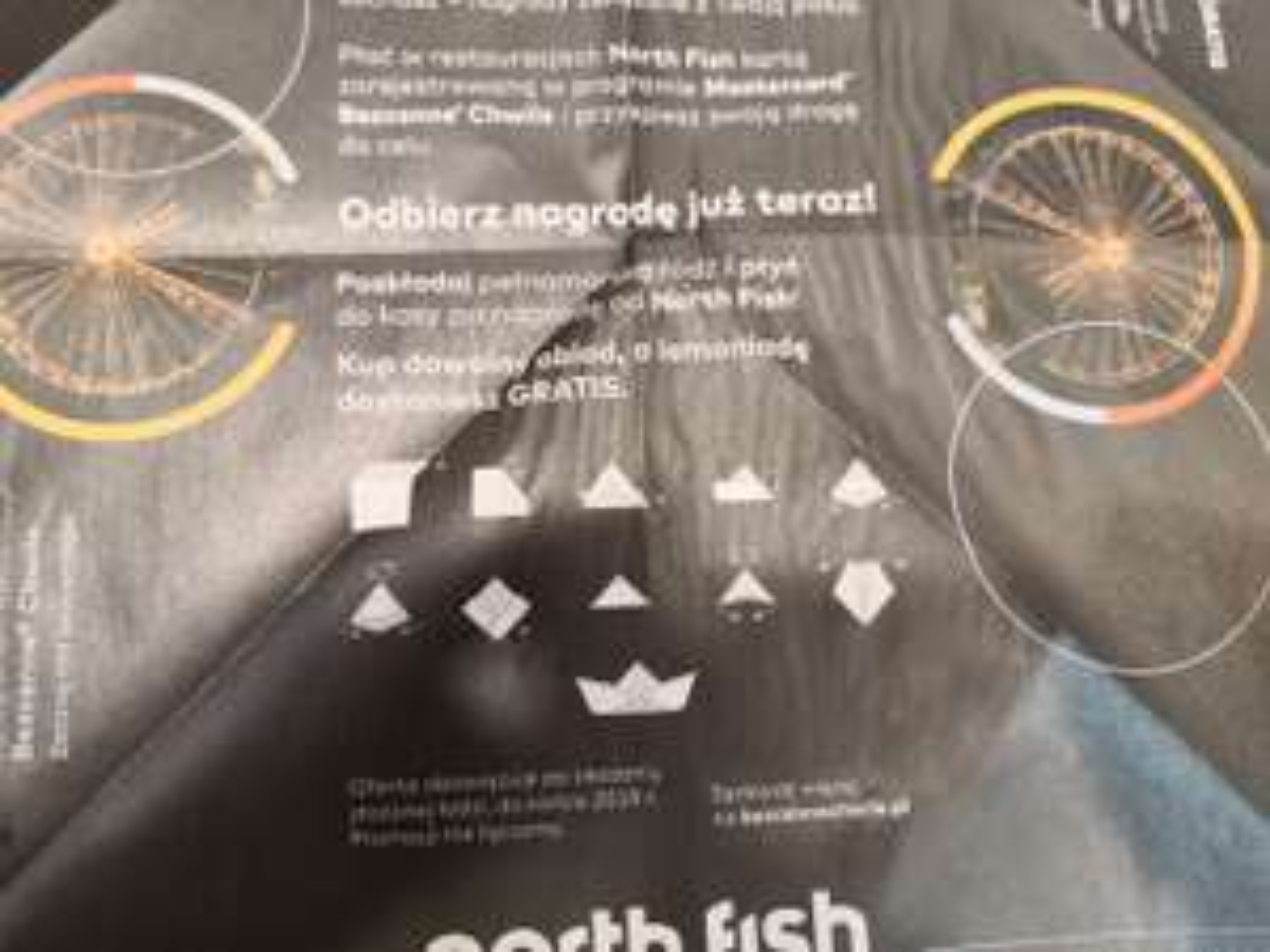 Darmowa lemoniada w North Fish