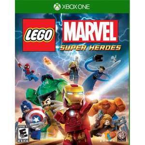 Lego Marvel Heroes (XBOX ONE, PLAYSTATION 4) za ok. 93zł @ Play-Asia