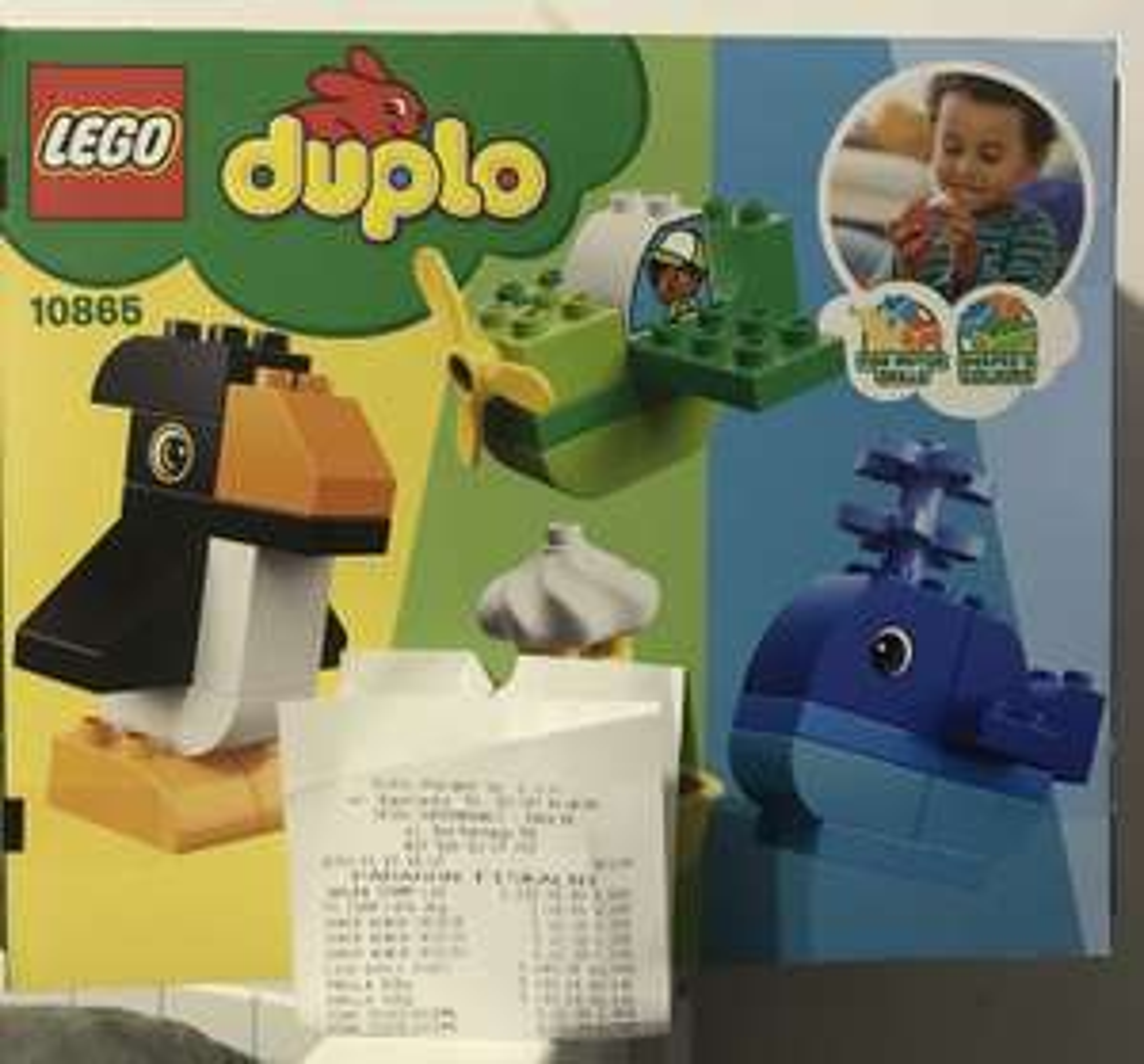 Tesco Radlin Lego Duplo 10865
