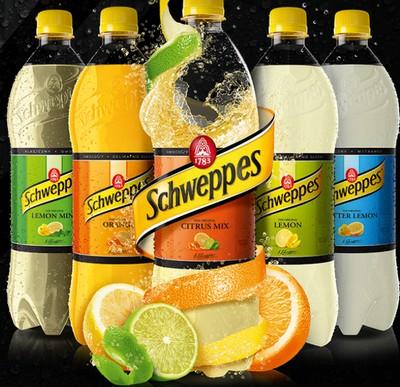 Schweppes 1,9L różne rodzaje - Biedronka