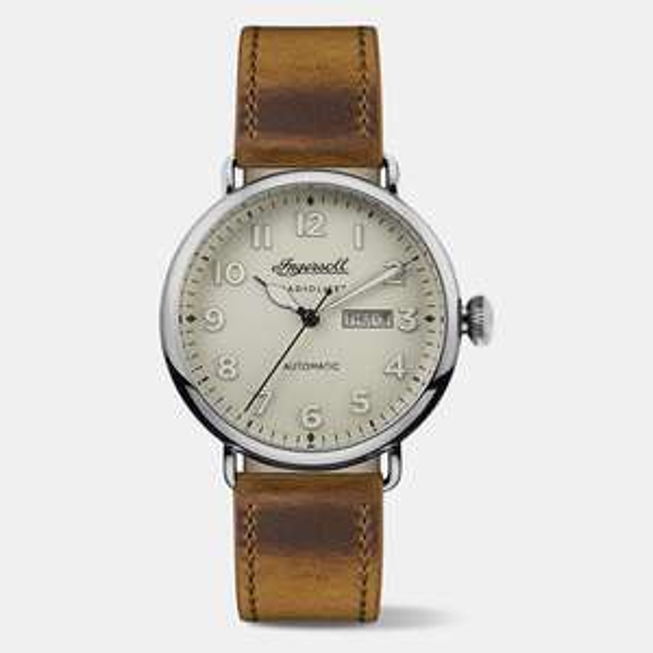 Zegarek Ingersoll, ładny garniturowiec za grosze.