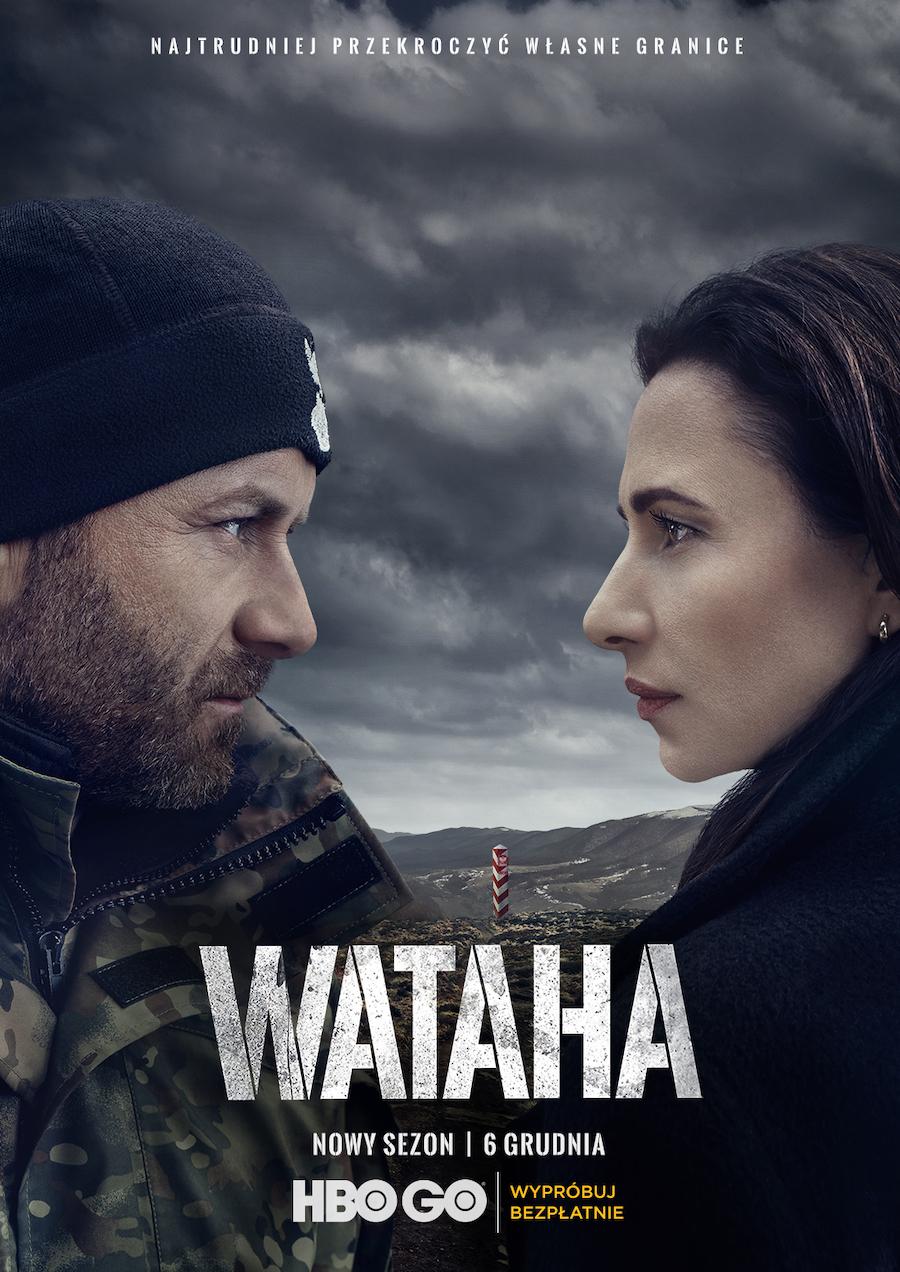 """DARMOWA WEJŚCIÓWKA DO KINA - Zobacz premierowy odcinek 3 sezonu serialu HBO """"Wataha"""" 28.11"""