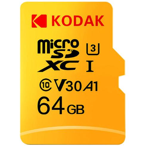 Karta pamięci KODAK U3 A1 64 GB 7,26$