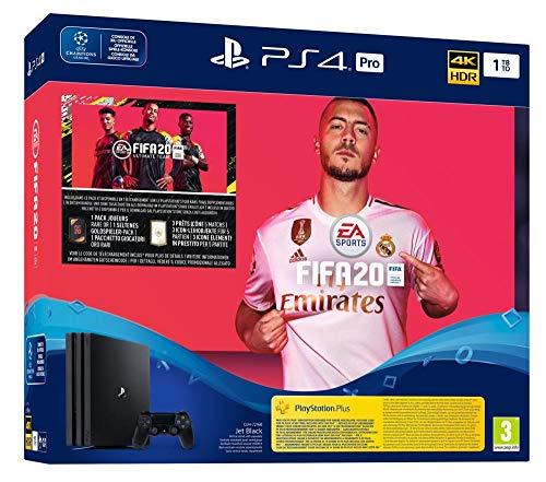 PlayStation 4 Pro + FIFA 20 z Amazon.de