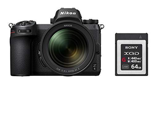 Nikon Z6 + Nikkor S 24-70 f/4 + Sony 64GB XQD