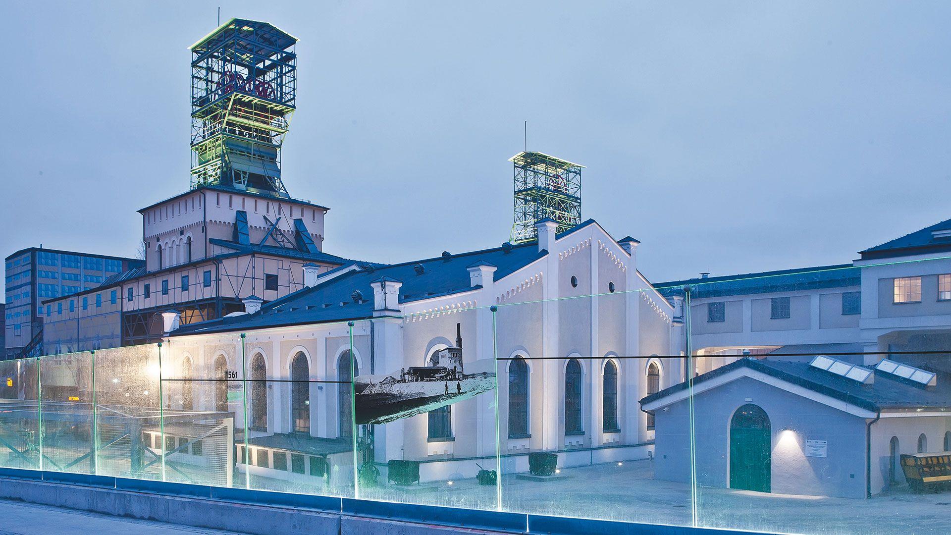 Z okazji festiwalu Tradycji Górniczych Barbórka 2019 Zwiedzanie Starej kopalni za 5 ZŁ 5 grudnia!