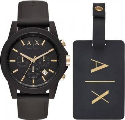 Zegarek Armani Exchange 45mm Chronograph Watch AX7105
