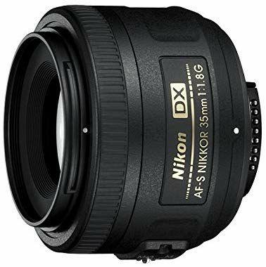 Nikon AF-S 35mm f/1,8 G DX Nikkor