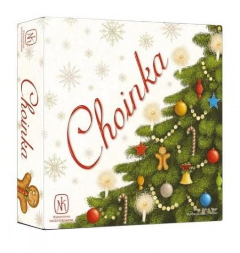 Gra planszowa Choinka, 20,79+7,99 możliwy smart/darmowy odbiór.