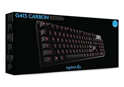 Logitech G413 Carbon układ UK (stan jak nowy WHD z 20% rabatem)