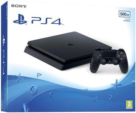 Konsola Sony Playstation 4 Slim, 500GB, a także PS 4 i PRO w zestawach (także Dualshock- i po 169 zł)