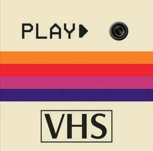 1984 Cam - VHS Camcorder, Retro Camera Effects