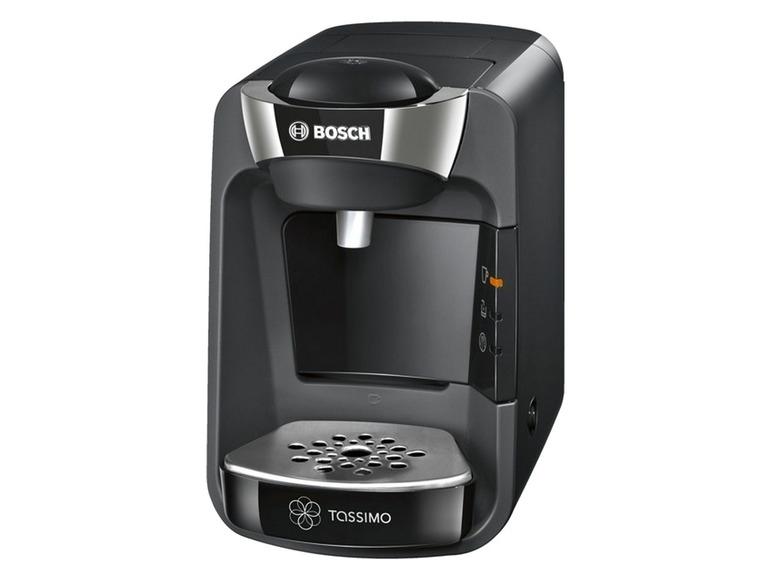 BOSCH Automatyczny ekspres do kawy na kapsułki TAS3202, 1300 W