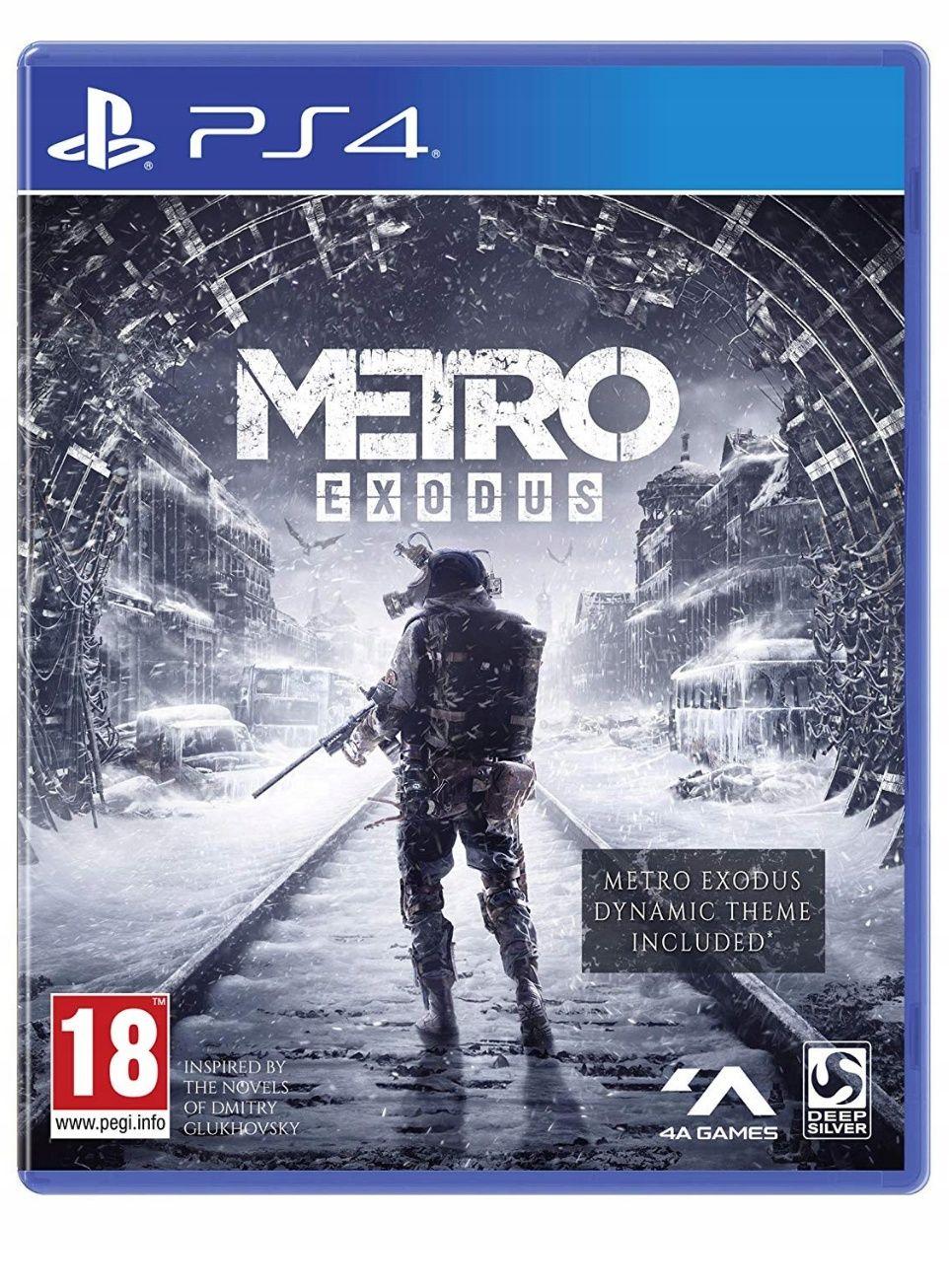 Metro Exodus PS4 Day One Edition
