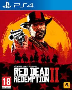 Red Dead Redemption 2 na PS4